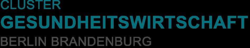 Logo Cluster Gesundheitswirtschaft Berlin-Brandenburg