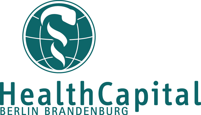Logo Cluster Gesundheitswirtschaft Berlin-Brandenburg
